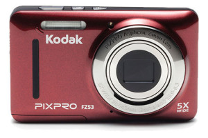 Kodak Pixpro FZ53 rood