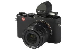 Leica X Vario met zoeker