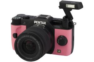 Pentax Q7 met 5-15mm 1:2.8-4.5 ED AL IF