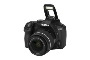 Pentax K-50 met DA L 18-55 WR