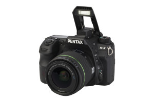 Pentax K-3 met smc DA 18-55 WR