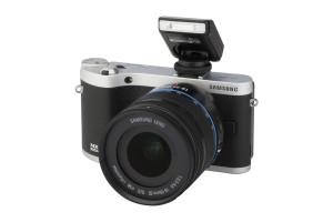 Samsung NX300M met 18-55 III OIS