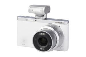 Samsung NX Mini met NX-M 9-27mm F3.5-5.6 ED OIS