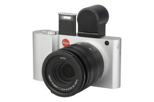 Leica T (Type 701) met Vario Elmar T 1:3.5-5.6 18-56mm ASPH en zoeker