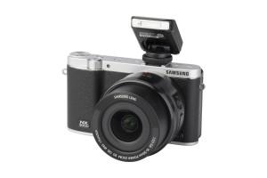 Samsung NX3000 met 16-50mm PZ OiS