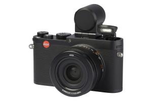Leica X (Type 113) met Visoflex (Type 020)