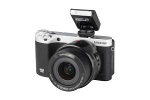 Samsung NX500 met 16-50mm