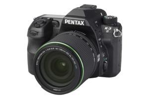 Pentax K-3 II met smc DA 18-135 WR