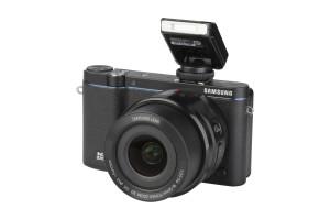 Samsung NX3300 met 16-50mm