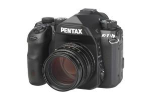 Pentax K-1 met smc FA 77mm F1,8