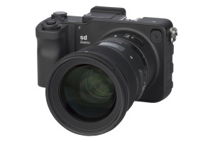Sigma SD Quattro met 50mm 1:1.4 DG HSM Art