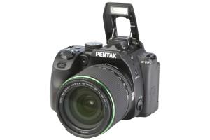 Pentax K-70 met 18-135mm