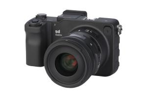 Sigma SD Quattro met 30mm F1.4 DC HSM Art