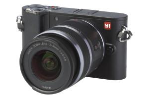 Yi M1 met Xiaoyi 12-40mm F3.5-5.6