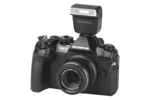 Olympus OM-D E-M1 II met M.Zuiko Digital 45mm 1:1.8