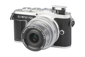 Olympus Pen E-PL9 met 14-42mm F3.5-5.6 EZ