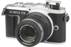 Olympus Pen E-PL9 met M.Zuiko 45mm f/1.8