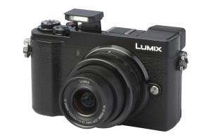 Panasonic Lumix DC-GX9K met 12-32mm f/3.5-5.6