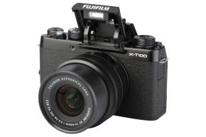 Fujifilm X-T100 met Fujinon XC-15-45mm
