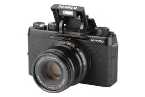 Fujifilm X-T100 met Fujinon XF50mm
