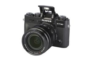 Fujifilm X-T30 met Fujinon XF-18-55 f/2.8-4.0 R LM OIS