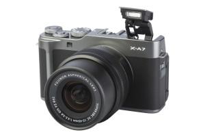Fujifilm X-A7 met Fujinon XC 15-45mm f/3.5-5.6 OIS PZ