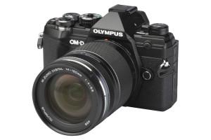 Olympus OM-D E-M5 III met M.Zuiko Digital 14-150mm f/4.0-5.6 II ED MSC