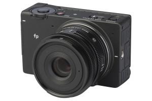 Sigma fp met 45mm f/2.8 DG DN