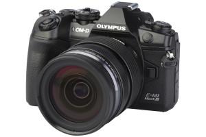 Olympus OM-D E-M1 Mark III met M.Zuiko Digital ED 12-40mm f/2.8 Pro
