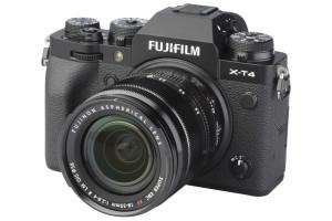 Fujifilm X-T4 met Fujinon XF 18-55mm f/2.8-4 R LM OIS