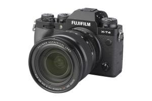 Fujifilm X-T4 met Fujinon XF 16-80mm f/4 R OIS WR
