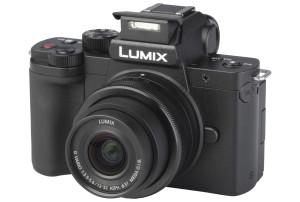 Panasonic Lumix DC-G100 met 12-32mm f/3.5-5.6