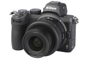 Nikon Z5 met Nikkor Z 24-50mm f/4-6.3
