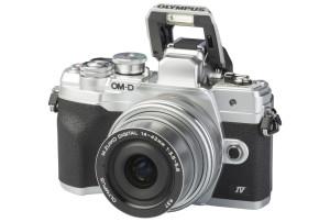 Olympus OM-D E-M10 Mark IV met ED 14-42mm f/3.5-5.6 EZ