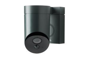 Somfy Outdoorcamera Zwart