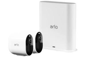 Arlo Pro 3 met 2 cams