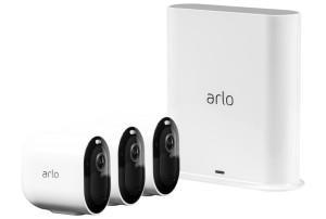 Arlo Pro 3 met 3 cams
