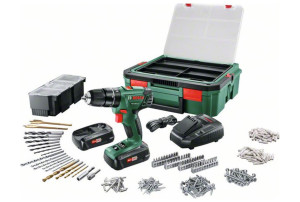 Bosch PSB 1800 LI-2 Systembox (met accessoireset)