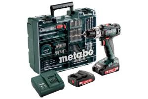 Metabo SB 18 L SET