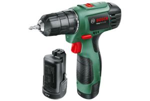 Bosch EasyDrill 1200 (2 accu's)