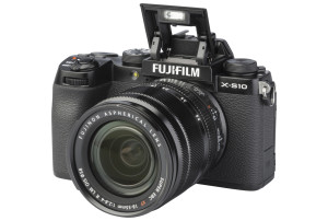 Fujifilm X-S10 met Fujinon XF 18-55mm f/2.8-4 R LM OIS