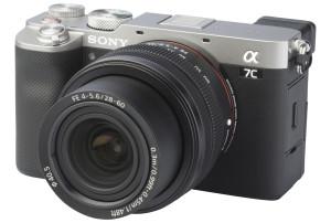 Sony Alpha 7C met FE 28-60mm f/4-5.6