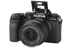 Fujifilm X-S10 met XC 15-45mm f/3.5-5.6