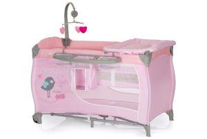 Hauck Babycentre roze