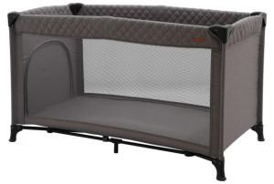 Little Dutch campingbedje grey