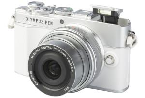 Olympus Pen E-P7 met 14-42mm f/3.5-5.6 EZ