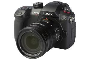 Panasonic GH5 II met Leica 12-60mm f/2.8-4.0