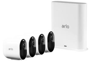 Arlo Pro 3 met 4 cams