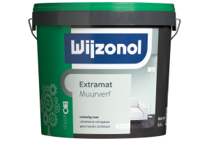 Wijzonol Muurverf Extramat Biobased