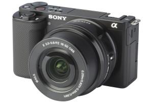 Sony ZV-E10 met E PZ 16-50mm f/3.5-5.6 OSS